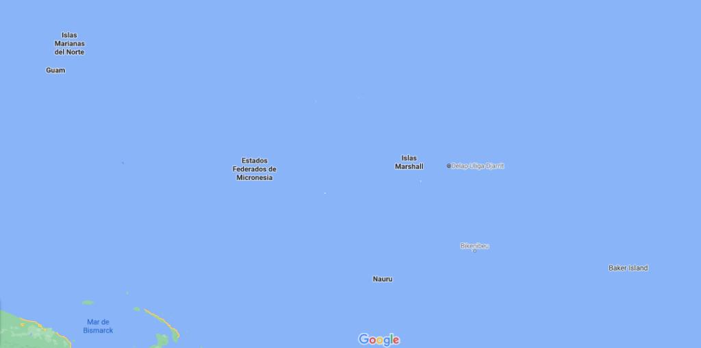 ¿Cuál es la capital de las Islas Marshall