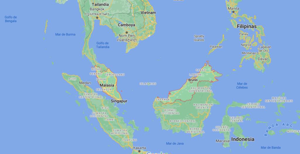 ¿Cuántas capitales tiene Malasia