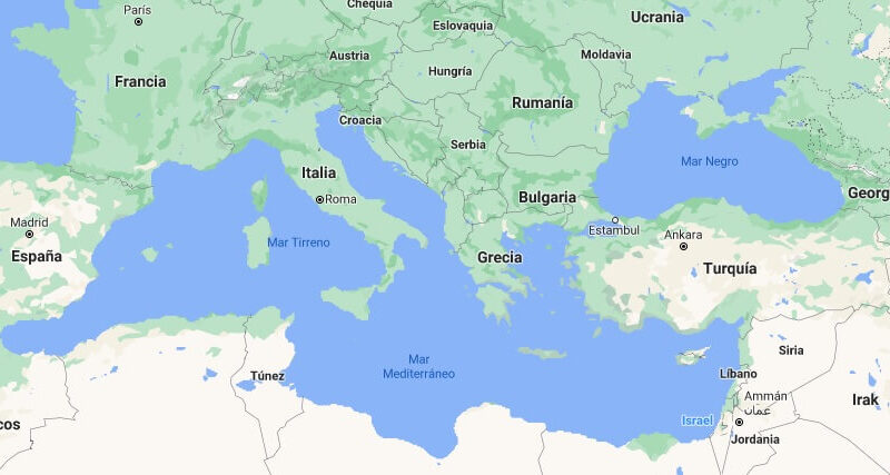 ¿Dónde está Georgia