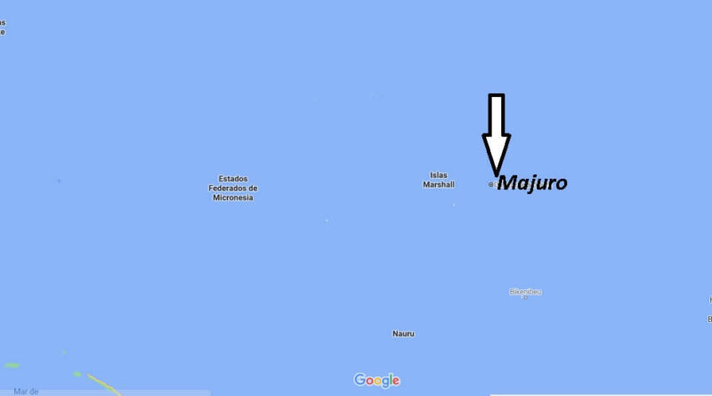 ¿Dónde está Majuro