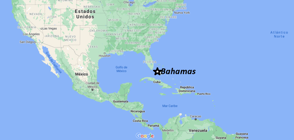 ¿Dónde queda Bahamas