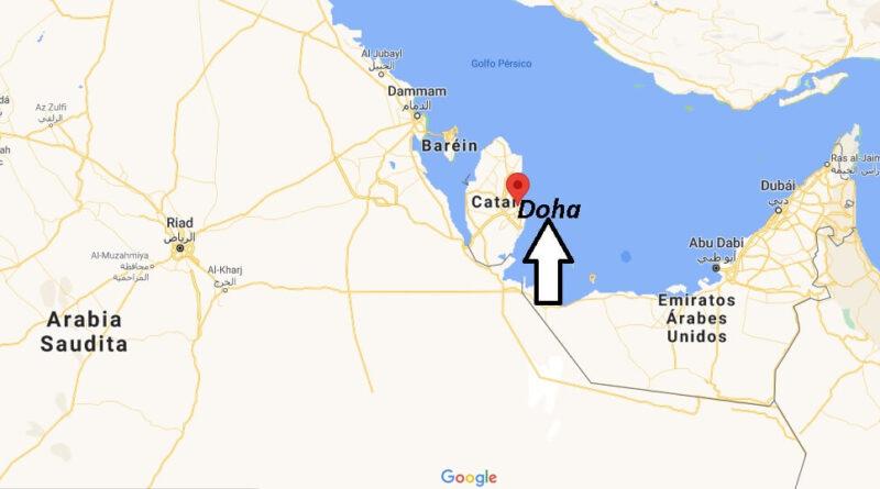 ¿Dónde está Doha