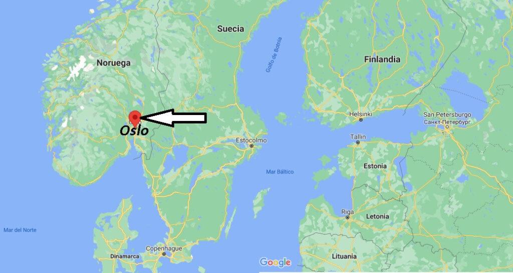 ¿Dónde está Oslo