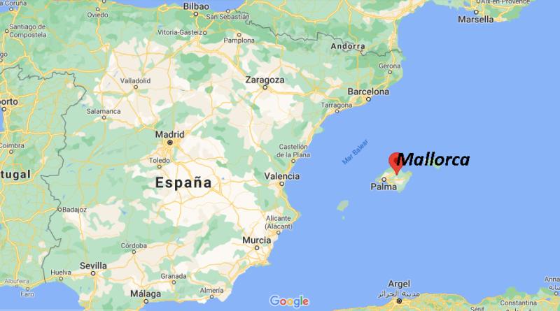¿Dónde está Mallorca