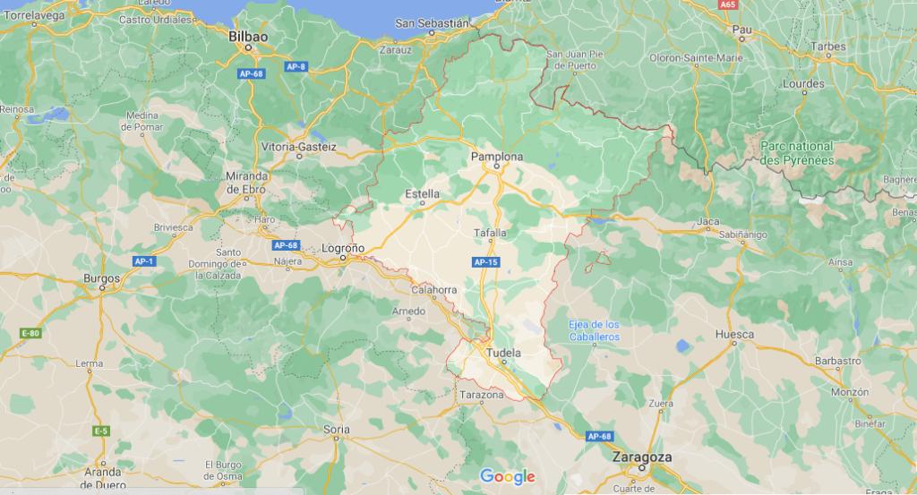 ¿Qué provincias tiene Navarra